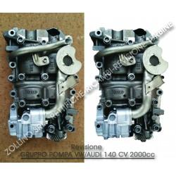 Modulo Pompa Olio Pompa olio Audi A4 A6 Volkswagen COMPLETA