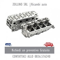 Testata Alfa Romeo 147 192B1000