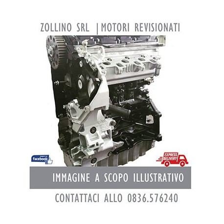 Motore DACIA LOGAN PICK-UP K9K 796