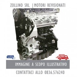 Motore Bmw Serie 1 N47 D16A