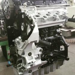 Motore Mercedes E-Class 651924 2.2 D 120 kw 2010