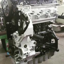 Motore Mercedes Classe E 651924 2.2D 120 kw 2015